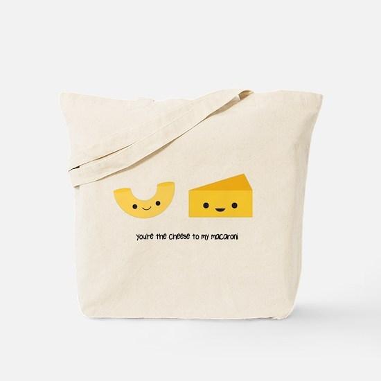 Macaroni and Cheese Tote Bag