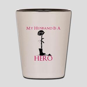 Hero Shot Glass