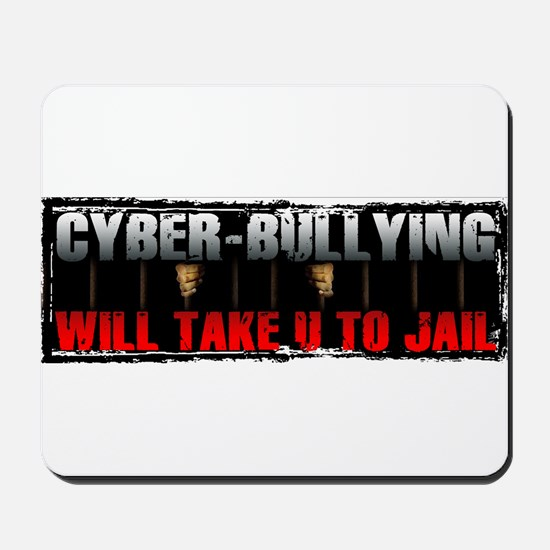 Against Cyber Bullying will take you to jail Mouse