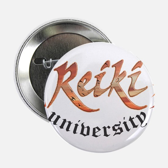 "Reiki Healing University 2.25"" Button"