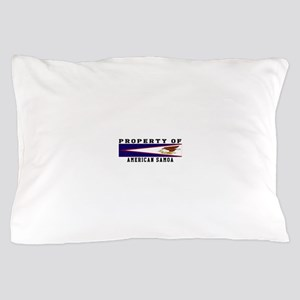 Property Of American Samoa Pillow Case