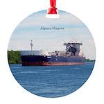 Algoma Niagara Round Ornament