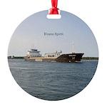 Evans Spirit Round Ornament