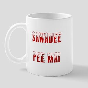 Sawadee Pee Mai Mug