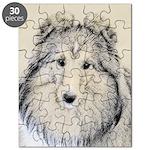 Shetland Sheepdog Puzzle
