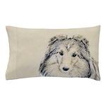 Shetland Sheepdog Pillow Case