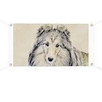 Shetland Sheepdog Banner