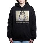 Shetland Sheepdog Women's Hooded Sweatshirt