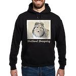 Shetland Sheepdog Hoodie (dark)