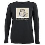 Shetland Sheepdog Plus Size Long Sleeve Tee