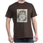 Shetland Sheepdog Dark T-Shirt
