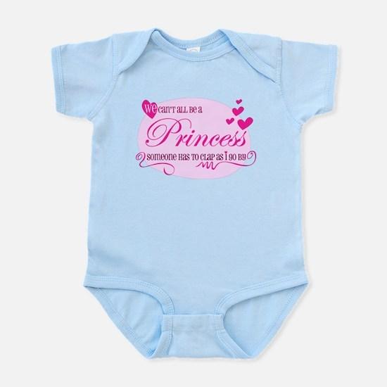 I'm the Princess Infant Bodysuit