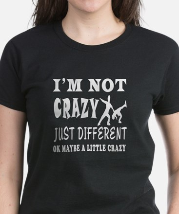 I'm not Crazy just different Figure Skating Women'