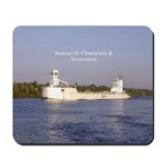 Samuel D. Champlain & Innovation Mousepad
