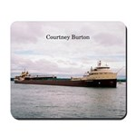 Courtney Burton Mousepad