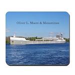 Oliver L. Moore & Menominee Mousepad