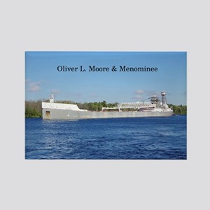 Oliver L. Moore & Menominee Magnets