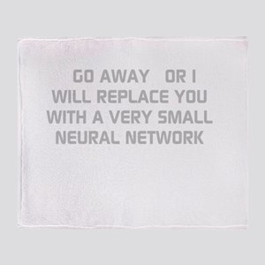 Replacement Neural Network Throw Blanket