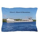 Oliver L. Moore & Menominee Pillow Case