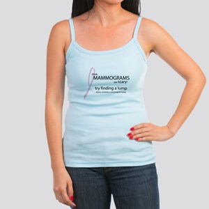 Breast Cancer Awareness Jr. Spaghetti Tank