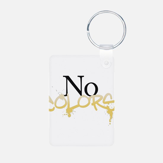 NoCOLORS Keychains