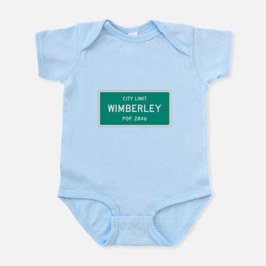 Wimberley, Texas City Limits Body Suit