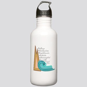 Mark 11 23 Bible Verse Stainless Water Bottle 1.0L