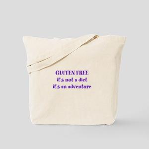 GLUTEN FREE adventure Tote Bag