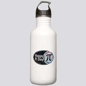 Happy Pi Day Oval Stainless Water Bottle 1.0L