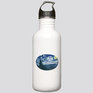 Pi in the Sky Oval Stainless Water Bottle 1.0L