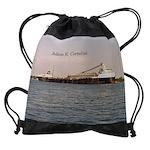 Adam E. Cornelius Drawstring Bag