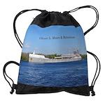 Oliver L. Moore & Menominee Drawstring Bag