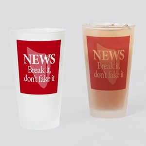 Plagiarism Phrase 1 Drinking Glass