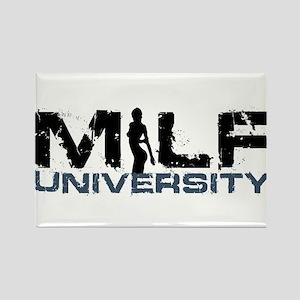 MILF M.I.L.F. UNIVERSITY Rectangle Magnet