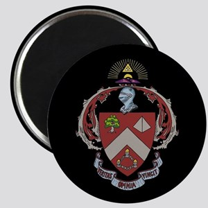 Triangle Fraternity Crest Magnet