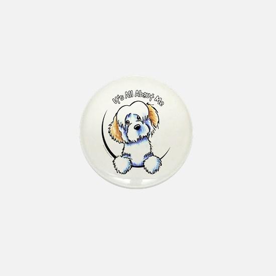 Piebald Havanese IAAM Mini Button