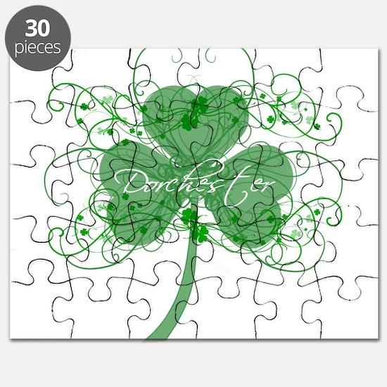 Dot Shamrocks Puzzle