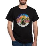 XMusic2-Cav-BT-R Dark T-Shirt