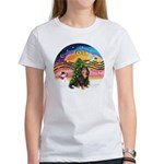 XMusic2-Cav-BT-R Women's T-Shirt