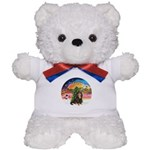 XMusic2-Cav-BT-R Teddy Bear
