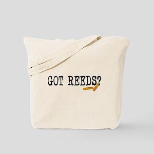 Got Reeds? Tote Bag