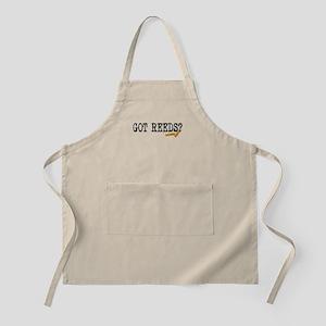 Got Reeds? Apron