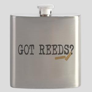 Got Reeds? Flask