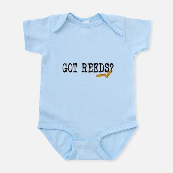 Got Reeds? Body Suit
