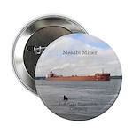 """Mesabi Miner 2.25"""" Button"""