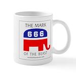 elephant666big Mugs