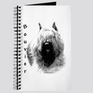 Bouvier Charcoal Journal