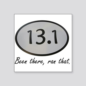 Been There 13.1 Sticker