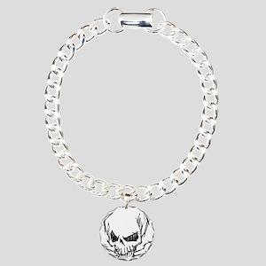 Skull and Bones Bracelet