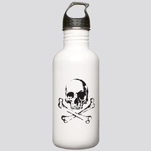 Skull and Bones Water Bottle